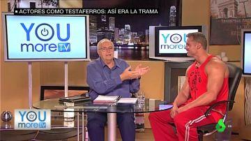 José Luis Moreno utilizaba actores como testaferros en las empresas con las que estafa a bancos y prestamistas