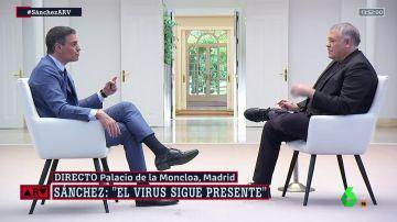 """Sánchez descarta cambios en el Gobierno por el momento: """"No esta en mis planes"""""""