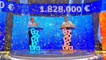 Pablo Díaz gana 1.828.000 euros con el bote de Pasapalabra