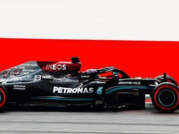 Hamilton ha sido el más rápido en FP2