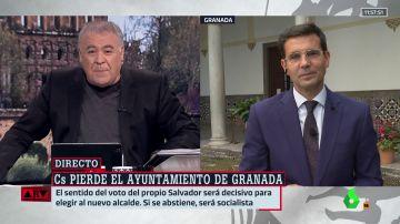 El socialista Paco Cuenca se presentará a la investidura en el Ayuntamiento de Granada