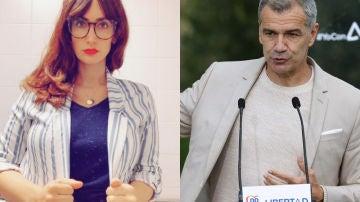 Ana Morgade y Toni Cantó