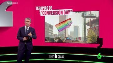 El Vaticano frena por primera vez las terapias para 'curar' la homosexualidad