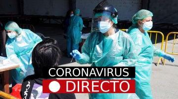 Última hora de restricciones por coronavirus: nuevas medidas y vacuna del Covid-19 en España, hoy