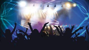 Imagen de archivo de una fiesta