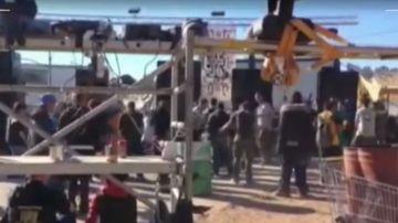 Gente drogada que se muerde a sí misma: el estremecedor panorama de la rave de Benagéber