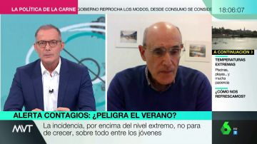 El claro aviso de Rafael Bengoa sobre la variante delta del coronavirus y su efecto en los vacunados con una dosis