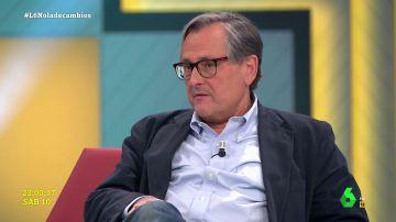 """Paco Marhuenda desvela a Iñaki López la """"estrategia"""" de Pedro Sánchez con su nuevo Gobierno"""