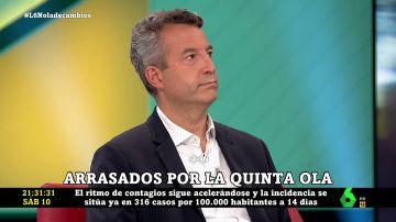 El pronóstico de César Carballo sobre el coronavirus en España que va camino de cumplirse