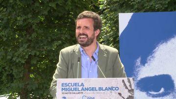 Así define Pablo Casado a los miembros del Gobierno de Unidas Podemos