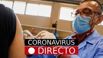 Nuevas restricciones por coronavirus, hoy: Vacuna de Covid-19 y medidas en España