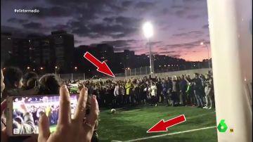 """Así fue el momento en el que Almeida lanzó un penalti directo a la cabeza de un niño: """"¡Lo ha desgraciado!"""""""