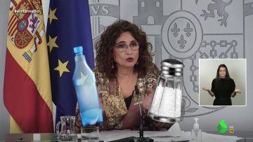 El hit de María José Montero en El Intermedio sobre la libertad de expresión: