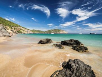 Playa Aguas Blancas