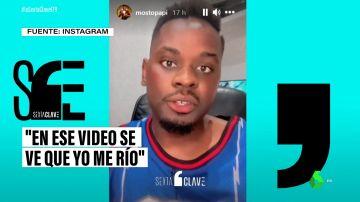 """El youtuber Mostopapi se defiende de sus carcajadas en la entrevista con Naim Darrechi: """"Mi risa se ha malinterpretado"""""""