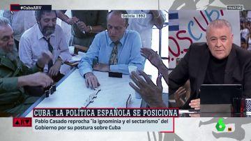 Cuando el PP no condenaba la dictadura cubana: de los paseos de Aznar con Castro por La Habana a los encuentros con Fraga