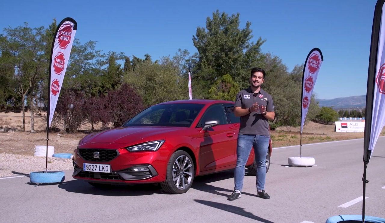 Conduce Seguro con Ponle Freno en un Seat León