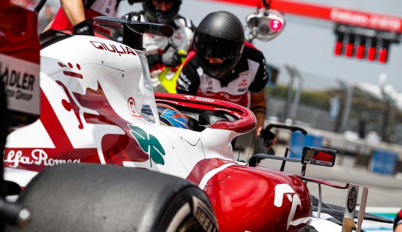 Sauber y Alfa Romeo seguirán juntas