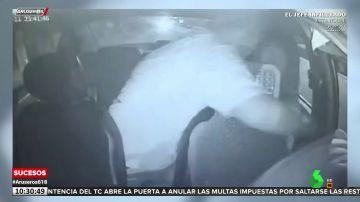 Un maltratador agrede a un taxista por intentar defender a su mujer de una paliza