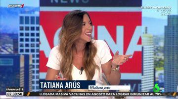 Tatiana Arús desvela que una empresa de alquiler de coches le acusó de robar un triángulo