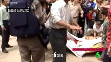 Así fue el crimen de José Couso: ¿por qué el Gobierno de Aznar no pidió responsabilidades?