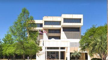 Juzgados del Condando de Escambia, en Florida
