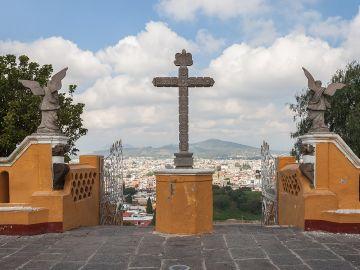 Santuario de Nuestra Señora de los Remedios, en Puebla