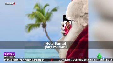 Mariah Carey anuncia novedades para las próximas Navidades con su mítico villancico