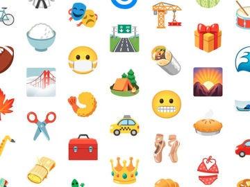 Google le da un buen lavado de cara a sus emojis, así serán este otoño