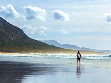 Praia Areia Maior