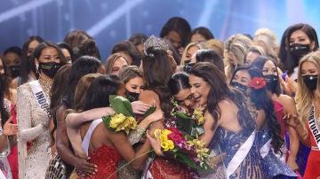 Imagen de la celebración del certamen Miss Universo en México