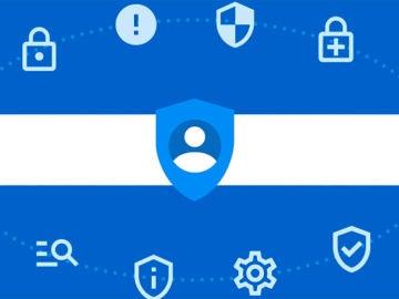 Seguridad en la app de Google
