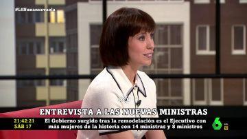 """Diana Morant (ministra de Ciencia): """"Queremos una transformación para retener nuestro talento y recupere a los que se fueron un día"""""""