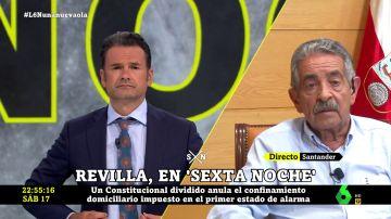 REVILLA CRÍTICA AL GOBIERNO LEGISLACIÓN COVID-INDEFINICIÓN