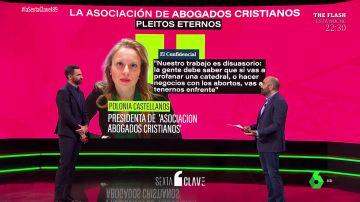 ¿Quiénes son y a qué se dedican 'Abogados Cristianos'? Así actúa la asociación que 'vela' por la defensa de la Iglesia