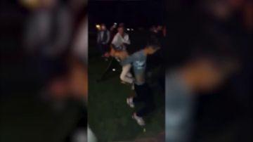 Brutal paliza grupal a un joven en Amorebieta, que permanece ingresado en el hospital