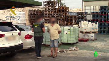 El hombre detenido por el asesinato de Florina