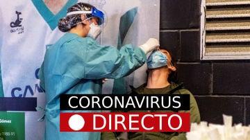 Última hora de coronavirus: Vacuna en España, certificado COVID, nuevas medidas y restricciones, hoy