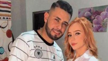 Una imagen de la pareja que ellos mismos compartieron en redes.
