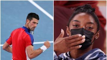"""Djokovic no está de acuerdo con Biles: """"Sin presión no habría deporte profesional"""""""