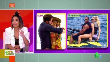Saint Tropez, yates... las similitudes entre las vacaciones de Jennifer López y su ex Álex Rodríguez