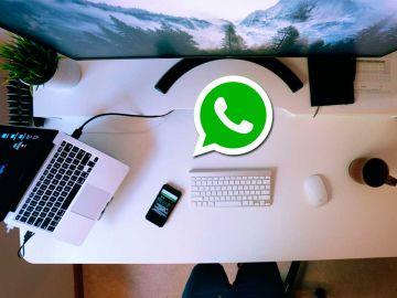 WhatsApp: Así funciona el nuevo modo multidispositivo
