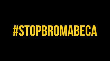 """#Stopbromabeca, el movimiento que denuncia el """"macabro"""" reto viral que se mofa de las personas con discapacidad"""