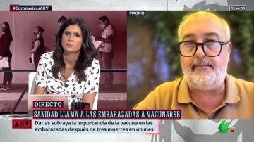 Óscar Martínez Pérez en ARV