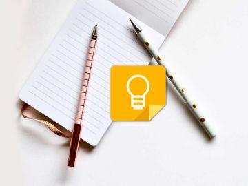 Google Keep .cómo personalizar el fondo de pantalla de tus notas