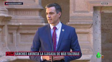 Sánchez interviene en la Conferencia de Presidentes