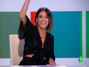 """El mensaje de Lorena Castell en su último programa como presentadora de Zapeando: """"Estoy muy triste"""""""