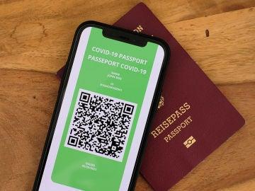 Lleva siempre encima el pasaporte COVID, conviértelo en un widget para tu móvil