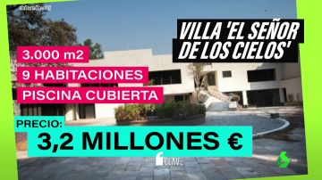 México sortea lujosas propiedades expropiadas a narcotraficantes en su Lotería Nacional