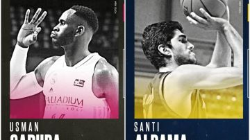 Garuba y Aldama, en el 'draft' de la NBA